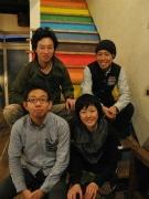 入谷の古民家ゲストハウス「トコ」が1周年 -20代男女4人が起業
