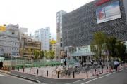 御徒町駅南口広場の愛称が「おかちまちパンダ広場」に-公募で決定