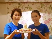 千駄木にパンケーキカフェ「オハナ」-子連れ客に考慮も、街の若返り狙う