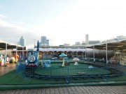 上野松坂屋の屋上遊園、閉園まで32日-複合ビルへ建て替えのため