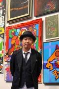 上野の森美術館で「木梨憲武展」-20年間の集大成328点を展示