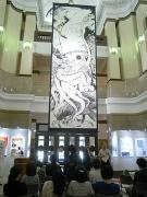 国立科学博物館で「ダイオウイカふたたび」展-寄贈された「大王烏賊深海図」展示