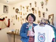 根津に「ホピ族」の雑貨店-アメリカ先住民の文化や思い伝える