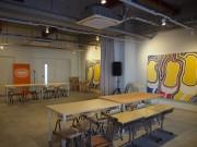 入谷にコミュニティースペース「ソードラマチック」 公民館のような施設目指す