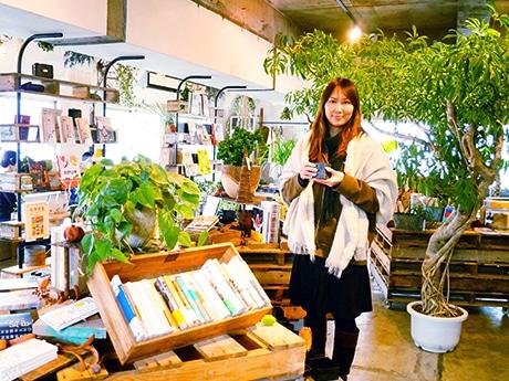 上野に書店「ROUTE BOOKS」 ビルを1棟丸ごとリノベーション
