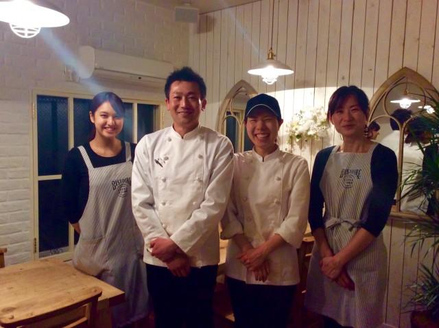根津のカフェ&ダイニング「ビストア」が開店から半年 ジェラートに自信