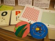 上野の子ども図書館で「世界のバリアフリー絵本展」 点字迷路、布絵本など