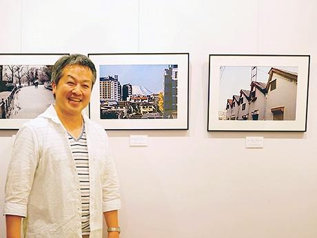 上野で上野・谷根千エリアのお散歩写真展 地元写真家が2005年から撮影