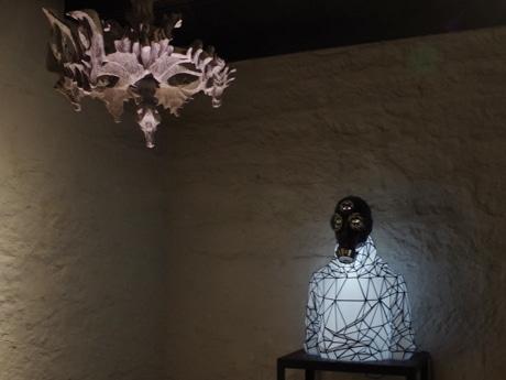 台東で芸大生による「驚異の部屋」 アンティークショップ「EXPO」と大正時代の古民家が舞台