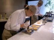 上野風月堂本店がリニューアル 作りたてゴーフルと「新感覚」洋食提供