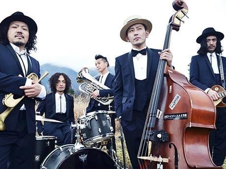 鶯谷でバンド「浅草ジンタ」主催の音楽イベント 「下町の大忘年会」テーマに