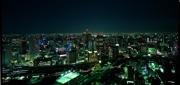照明を消してきれいな夜景を-展望台で「ブラック・イルミネーション」