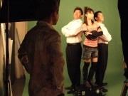 天六が舞台の短編ビデオ映画、主要キャスト決定でスチール撮影