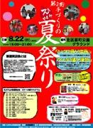 阪急東通商店街オーナーらが「手作り」夏祭り-野菜・フルーツ10円市も