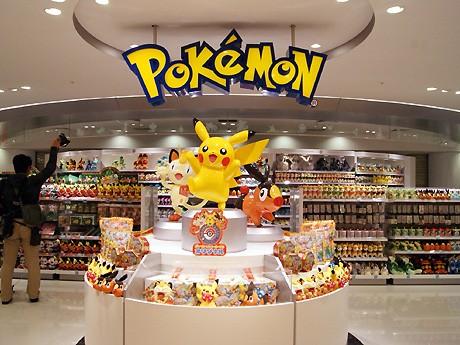 大丸梅田店13階にオープンした「ポケモンセンターオーサカ」