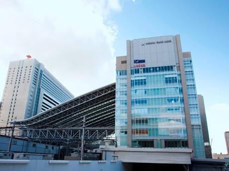 5月4日に開業する大阪ステーションシティ