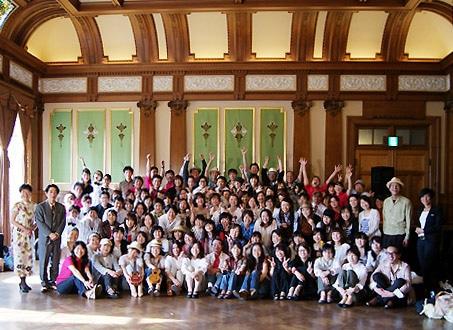 延べ116人が出演した「第12回 フレイムハウス ウクレレ・ピアノ発表会」