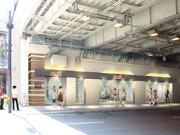 ギャレ大阪西館跡地に新商業施設「アルビ」-アウトドア業態を集約