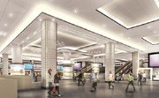 阪急梅田駅リニューアル、着工へ-「劇場空間 阪急スタイル」コンセプトに