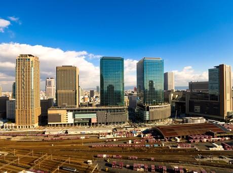 4月26日に開業を迎えるグランフロント大阪