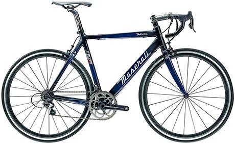 「ミラーニ」×「マセラティ」コラボレーション自転車「Veloce(ベローチェ)」