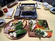 キララ西梅田店に期間限定メニュー「ベジしゃぶ」-ポン太青果とコラボ