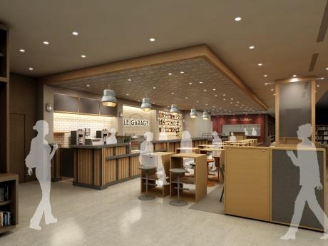 「ル・ガラージュ」の店舗イメージ
