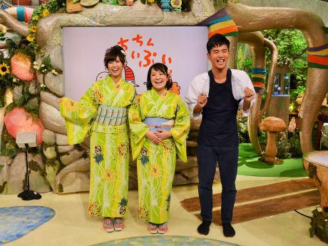 左から玉巻さん、藤林さん、森本さん