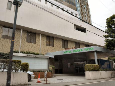 グランフロント大阪の東側という好立地にある