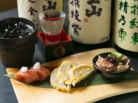 薩摩ごかもんの「九州料理堪能セット」
