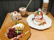 阪急うめだに「クラフトホリック」期間限定カフェ 11カ国のサンドイッチ提供