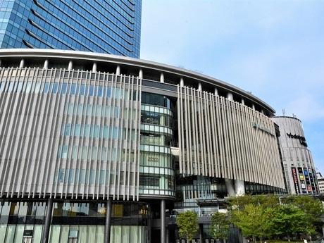 グランフロント大阪、来場者数延べ2億人突破 1406日で