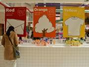 阪急・うめだで「文具の博覧会」「色」テーマに豊富な試し書きコーナー用意