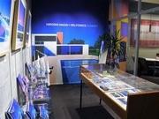 中之島のデルフォニックスで「永井博」展 原画やコラボ文具販売