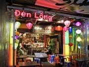 大阪・天満にベトナム屋台酒場「デンロン」 ランタンで異国情緒たっぷり
