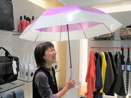 「超雨女」バイヤーの小川さん