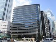 梅田・桜橋交差点の「桜橋御幸ビル」完工 低層にコンビニやドレス店