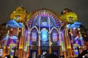 昨冬の「大阪・光の饗宴」、経済効果673億円 来場者1300万人超