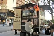 梅田に「チキンラーメン屋台」 発売60周年を記念、期間限定で