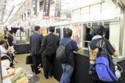 京阪・中之島駅で「ホーム酒場」第4弾 前回は3600人が来場
