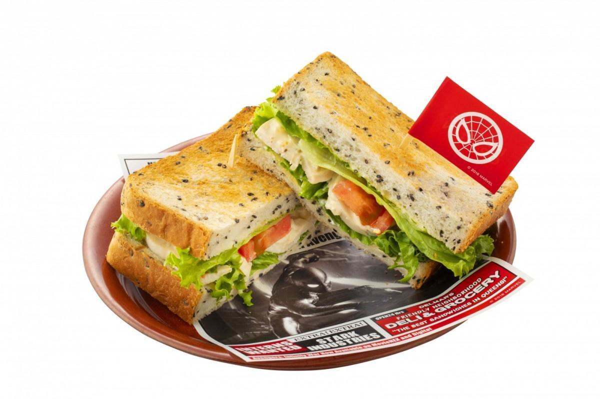 「隣人のソウルフード『5番のサンドイッチ』」