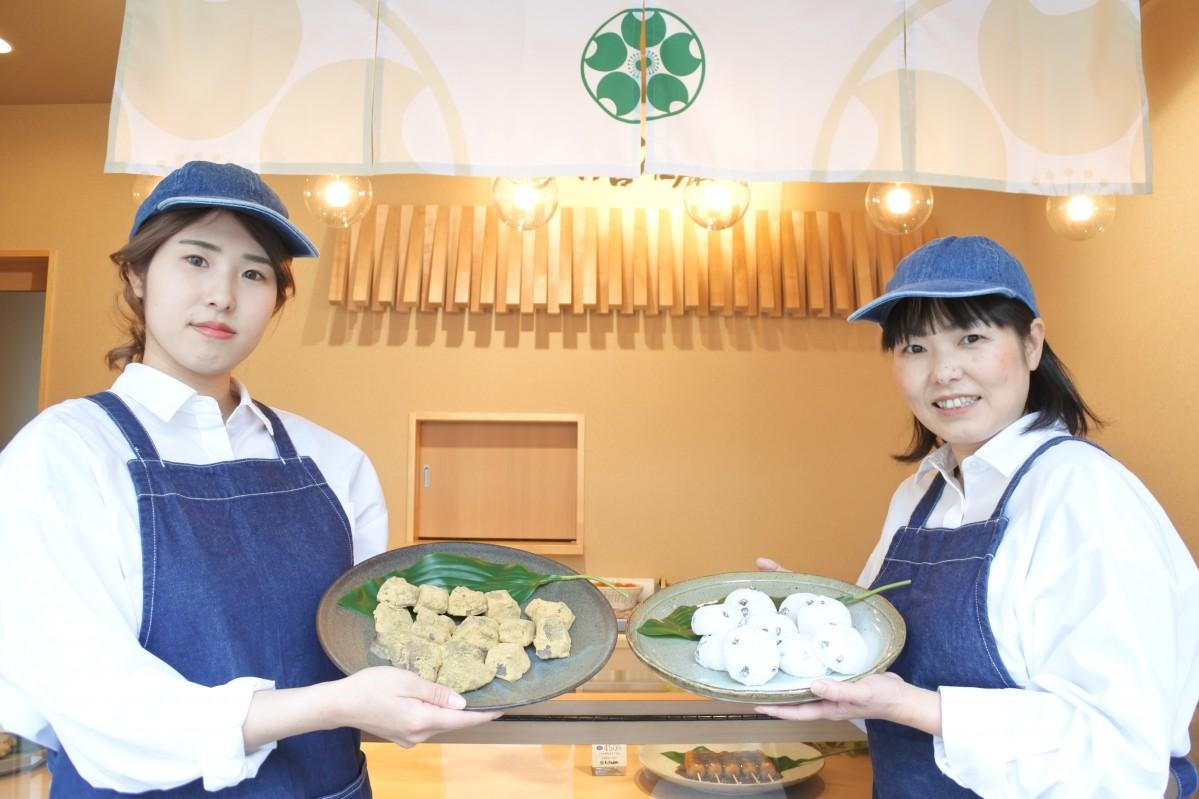 枚方で人気の和菓子店がJR福島駅近くにオープン
