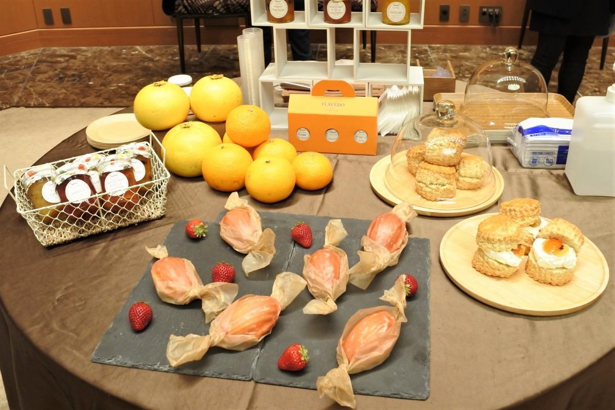 焼き菓子もそろえるコンフィチュール専門店「FLAVEDO」