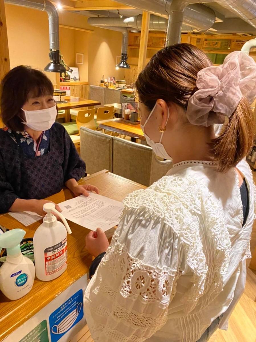 「ワクチン割」を実施している焼き肉店「三代目 脇彦商店 本店」
