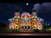 中之島などで「大阪・光の饗宴」 御堂筋イルミ点灯、来月アートフェス