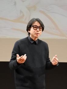 阪急うめだで藤井フミヤさん個展 16年ぶりの開催、初期CGアート含む150点展示