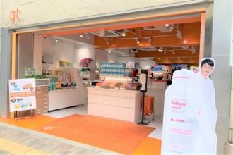 梅田・茶屋町に韓国コスメ専門店「qt」 3000点の品ぞろえ、リーズナブルに