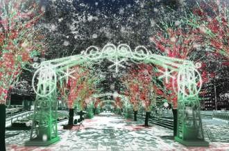 大阪の冬の風物詩「大阪・光の饗宴」全プログラムが決定
