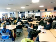 さいたま市市民活動サポートセンターで協働をテーマにしたフォーラム