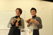 浦和でおうちカフェ講座「埼玉県産小麦と野菜のあったかクリスマスランチ」